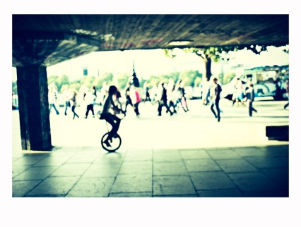unicycle south bank scosurf sco surf london uk england skateboarding